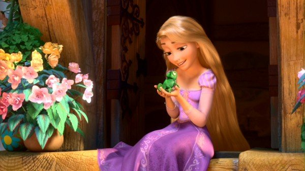 Thoughts On Tangled Disney In Your Day