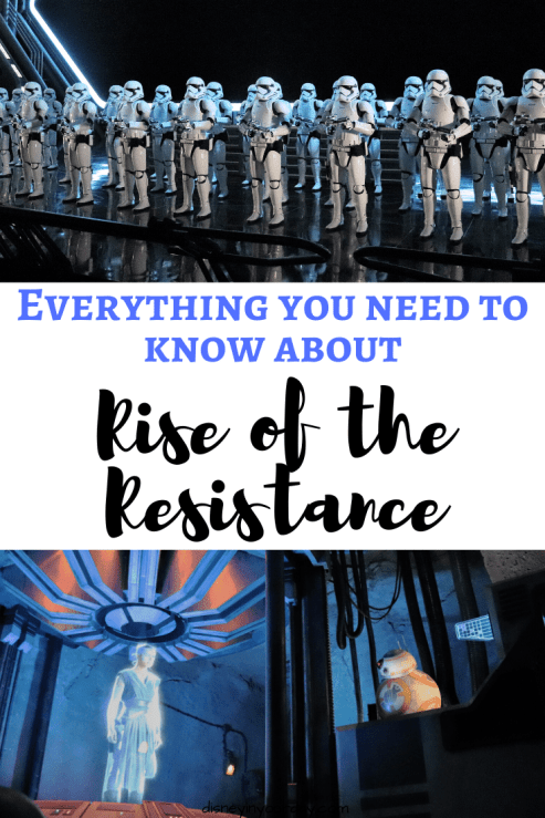 Rise of the Resistance - Disney in your Day