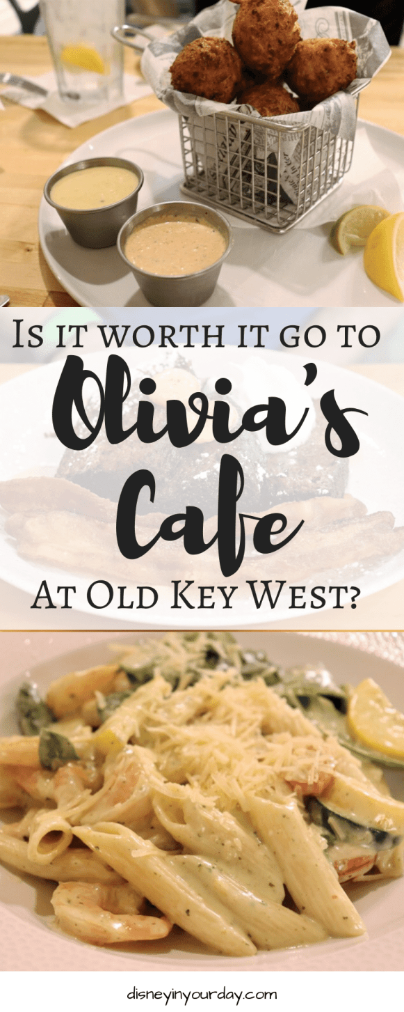 Olivia's Cafe - Disney in your Day