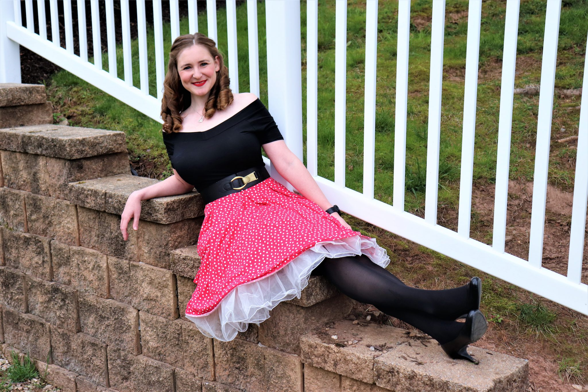 Minnie Mouse Dapper Day outfit - Disney in your Day