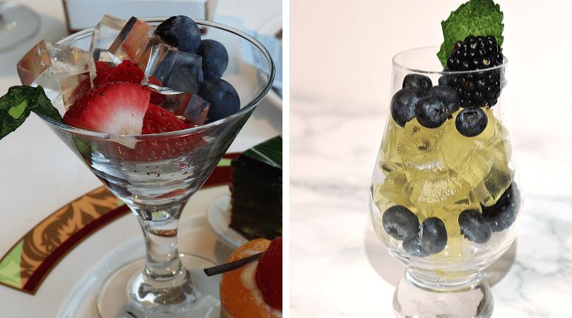 champagne jello recipe - Disney in your Day