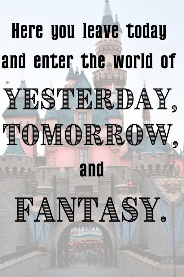 Walt Disney World quotes - Disney in your Day