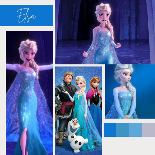 Elsa Disneybound - Disney in your Day
