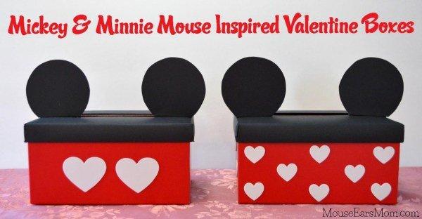 Disney Valentine's Day crafts - Disney in your Day