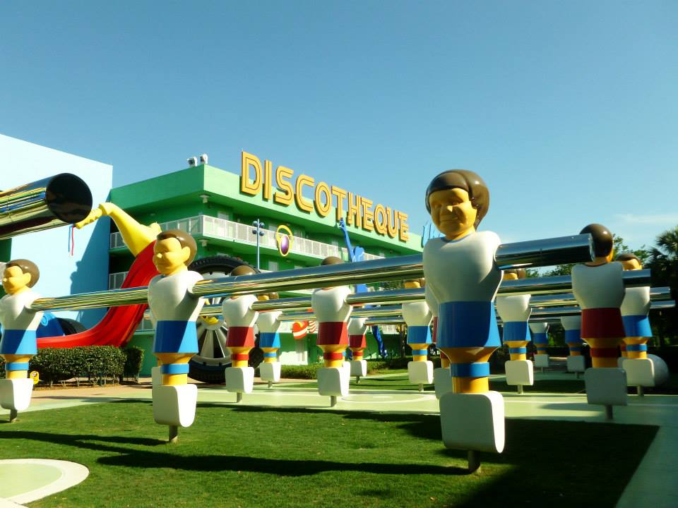 Disney's Pop Century - Disney in your Day