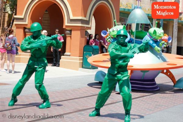Army Man Disneylandiaaldia