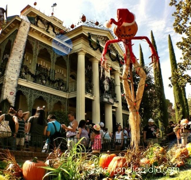 7 Datos Curiosos de La Mansión Encantada Holiday