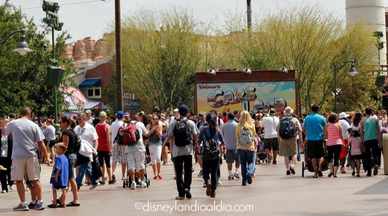 Cars Land - Disneylandiaaldia