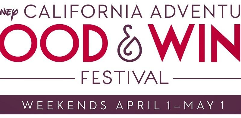 Food & Wine Festival llega a Disney California Adventure