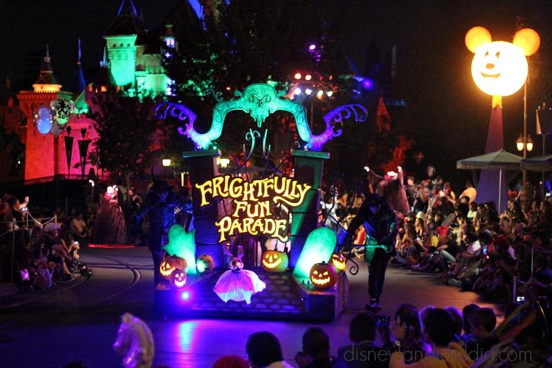 Novedades de la Fiesta de Halloween de Mickey 2016