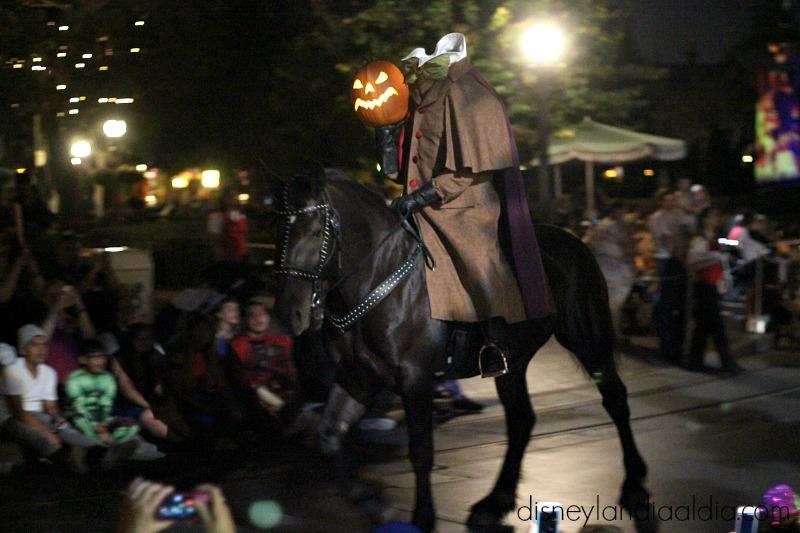 Headless Horsemen Disneylandia