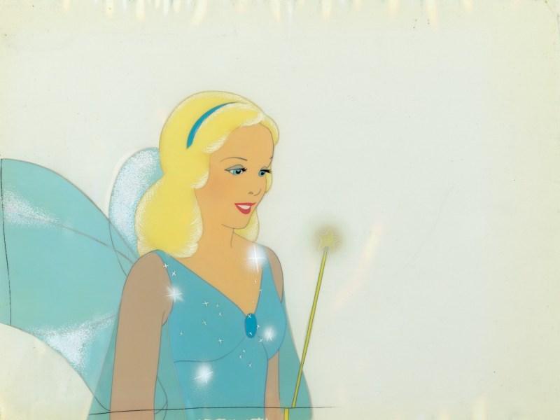 El hada azul de Pinocho - disneylandiaaldia.com