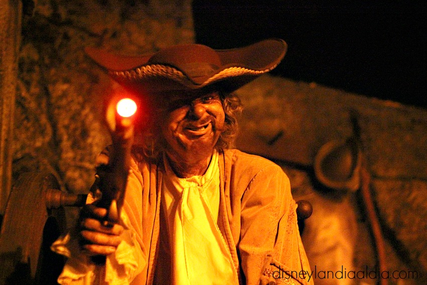 Disneylandia Celebra el 50 Aniversario de Pirates of the Caribbean