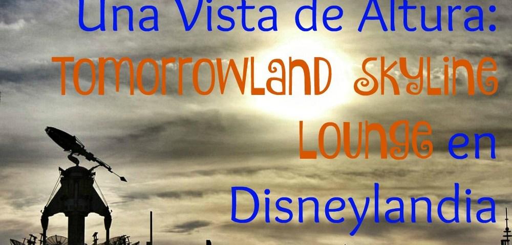 Tomorrowland en Disneylandia