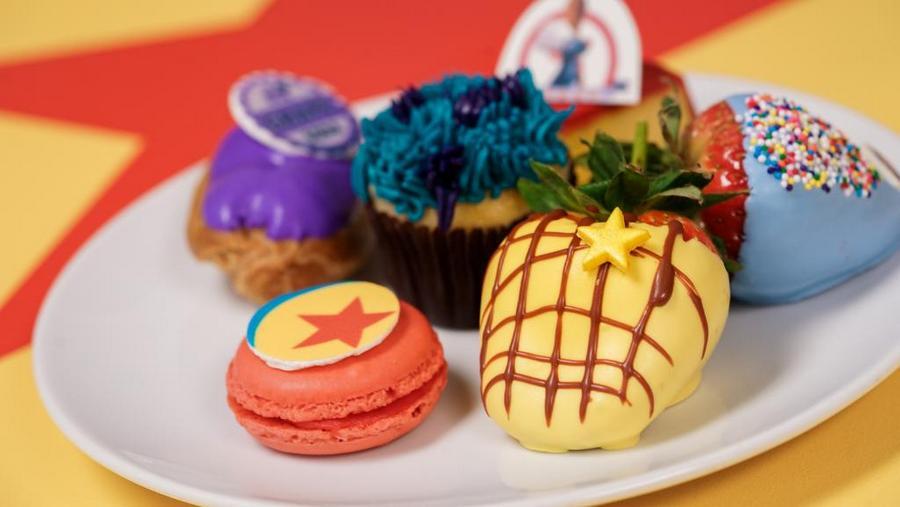 Te y Pixar Fest en Disneyland Hotel