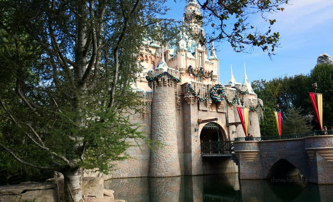 Temporada Navideña en Disneylandia 2018