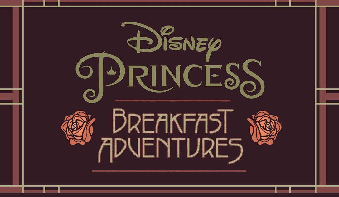 Nuevo Desayuno de Princesas en Disneylandia