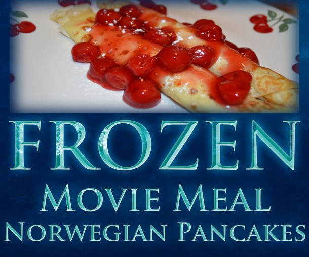 Frozen Movie Meal