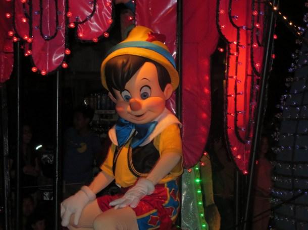 Parade - Pinocchio