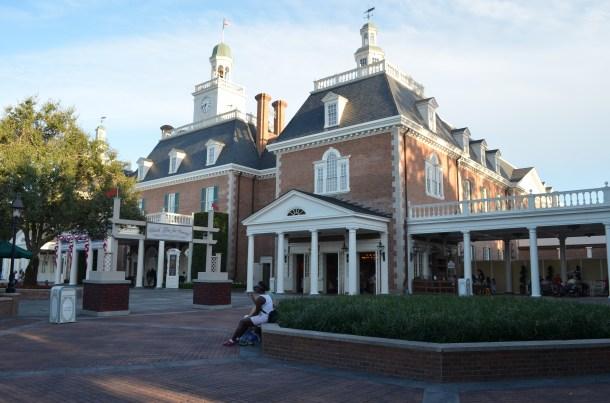 America Pavilion
