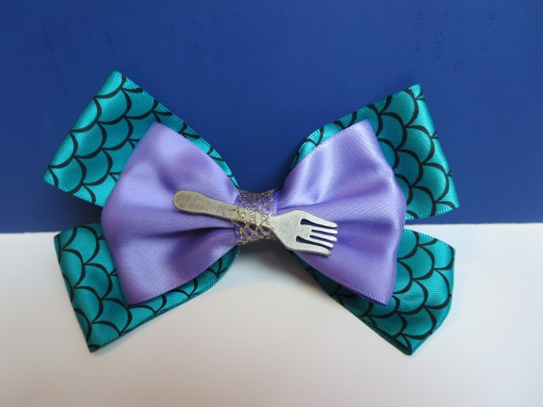 Little Mermaid Bow