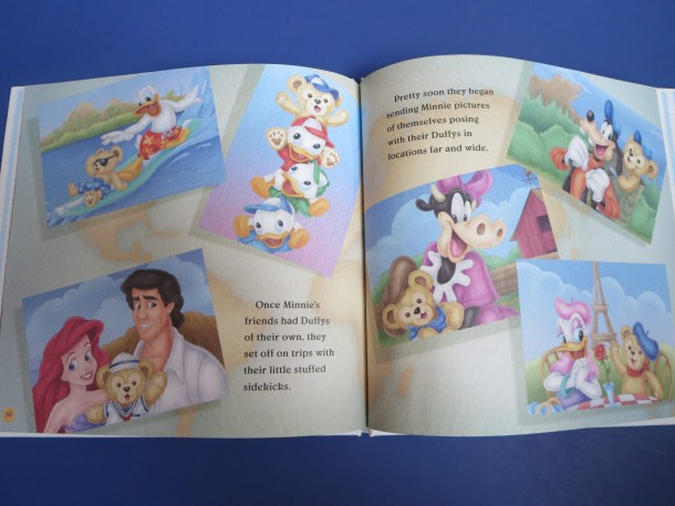 Duffy book inside