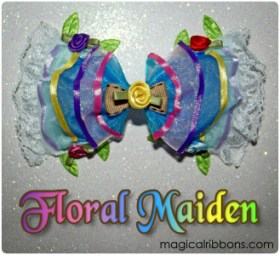 Festival of Fantasy floral maiden