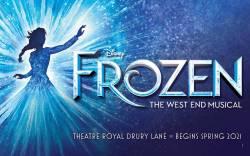 Frozen à Londres comédies musicales réouverture