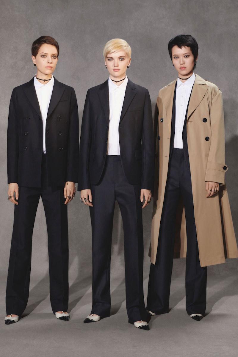 Christian Dior pre fall 2018