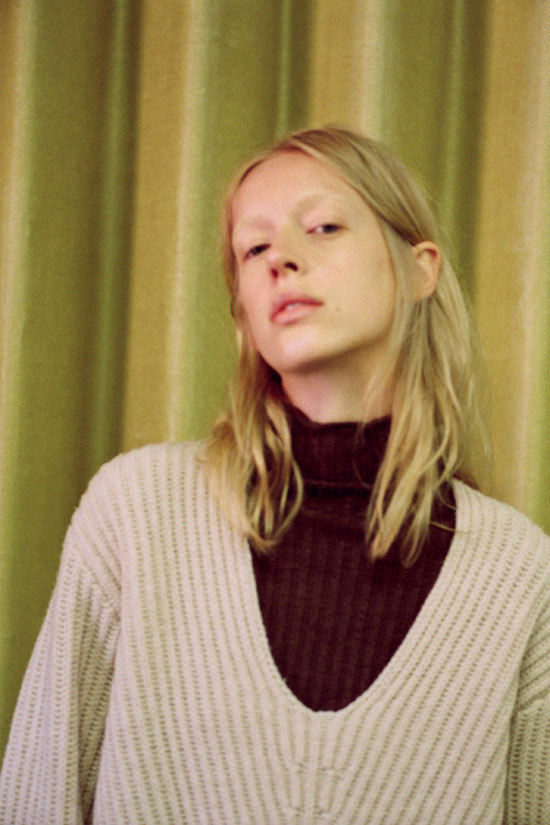 La Garconne Acne Studios sweater
