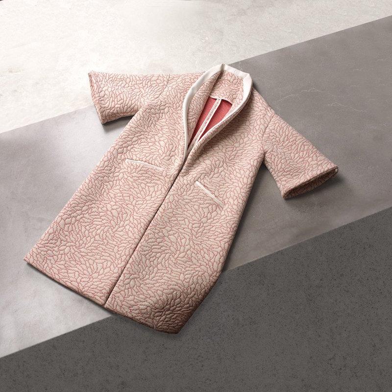Per/Se Nebula Coat