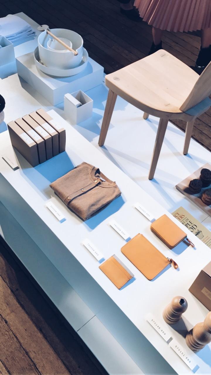 Arket new store opening Regent Street