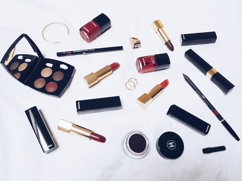2 Chanel Le rouge Collection no1