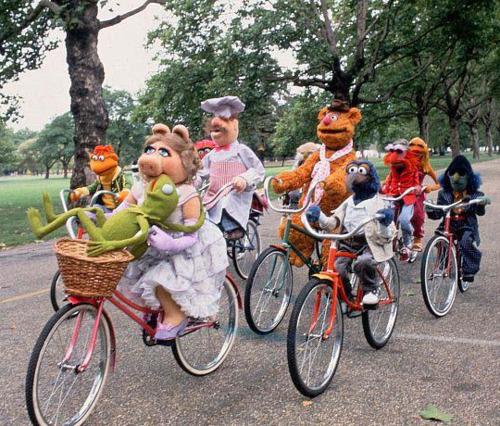 24 Muppets