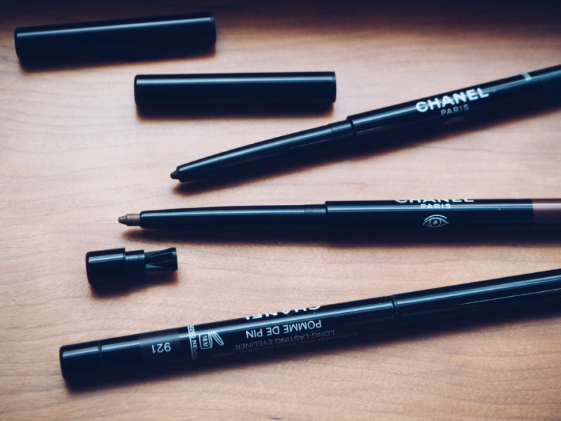 Chanel long lasting eyeliner