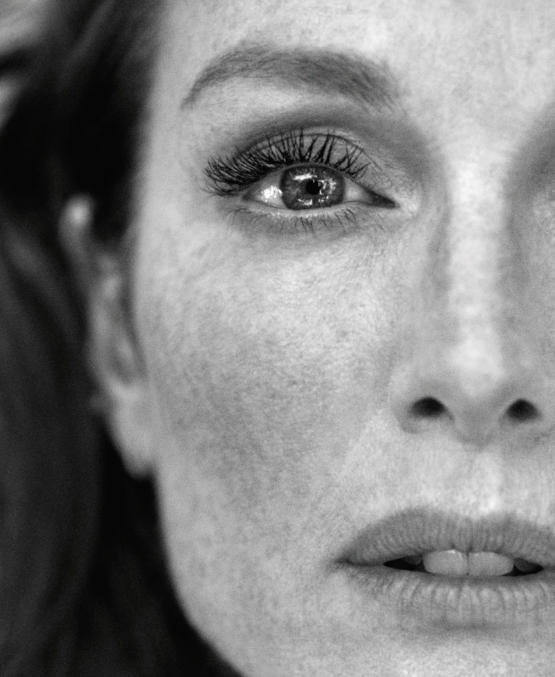 Julianne Moore for Porter Magazine by Camilla Akrans