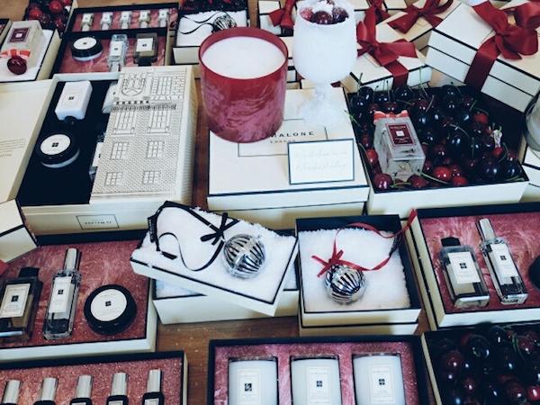 DRG Edit Jo Malone London Christmas treats going fast