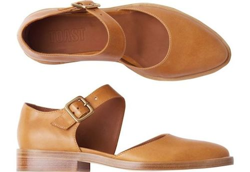 Toast early spring 2015 Yoshie shoes