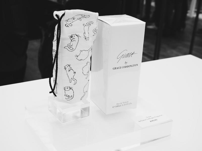 Vogue festival 2016 Grace Coddington perfume