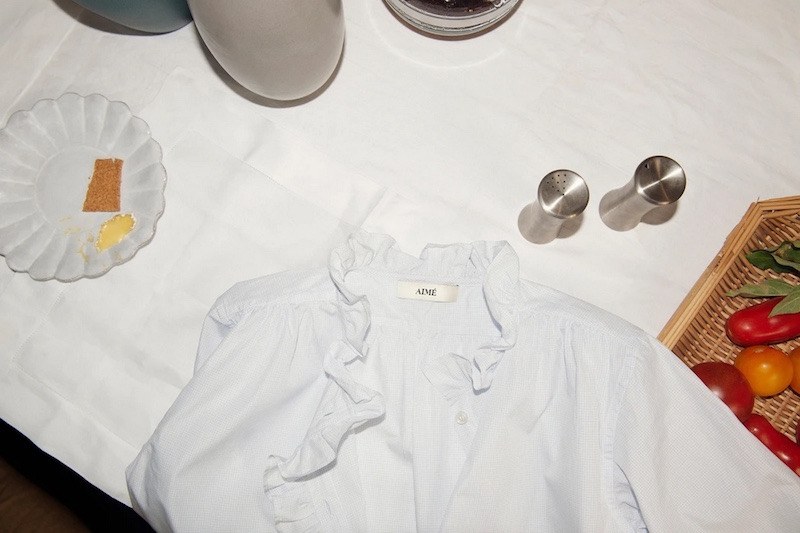 Aimé London shirt collection