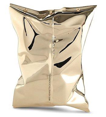 Anya-Hindmarch-personalised-gold-crisp-packet-clutch-Selfridges