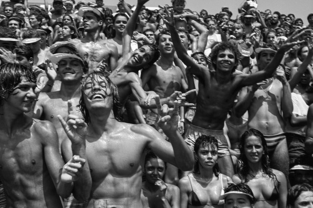 Bruce Weber Ipanema beach rio de janeiro brazil