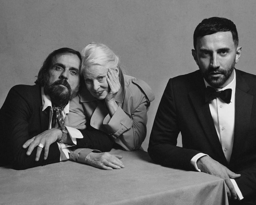Burberry X Vivienne Westwood collaboration