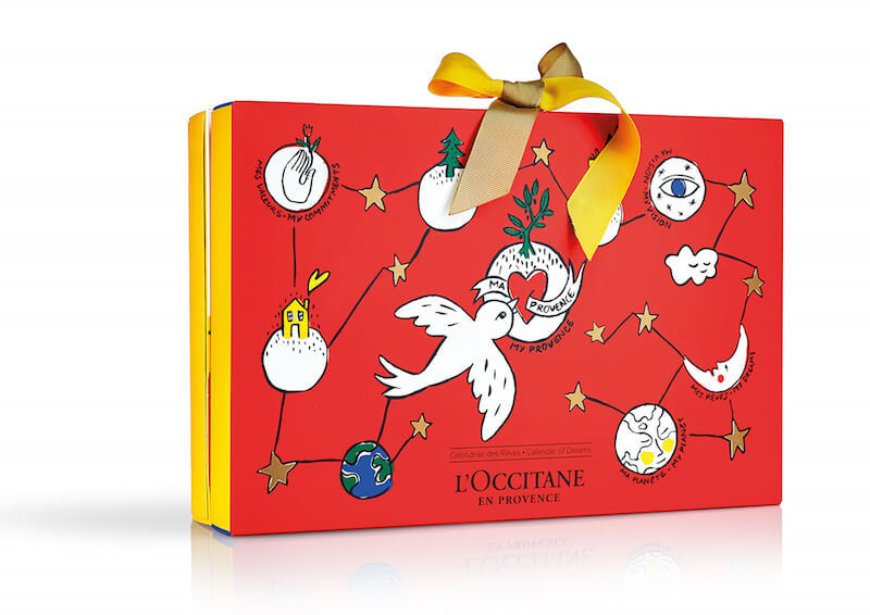 Castelbajac X L'OCCITANE Classic Advent Calendar