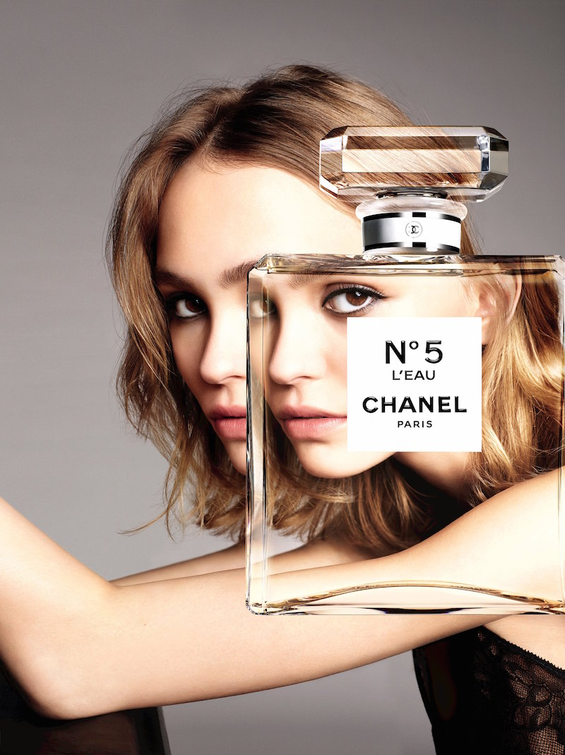 Chanel N°5 L'Eau - a new version of the iconic scent aimed at the Instagram generation