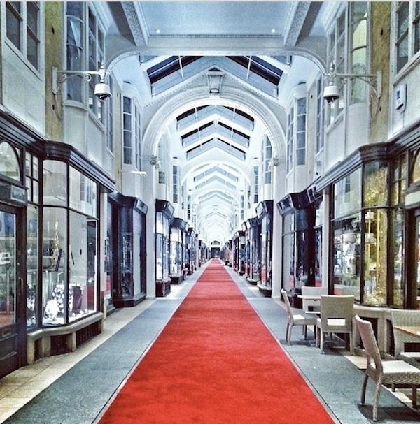 Chanel-moves-into-Burlington-arcade