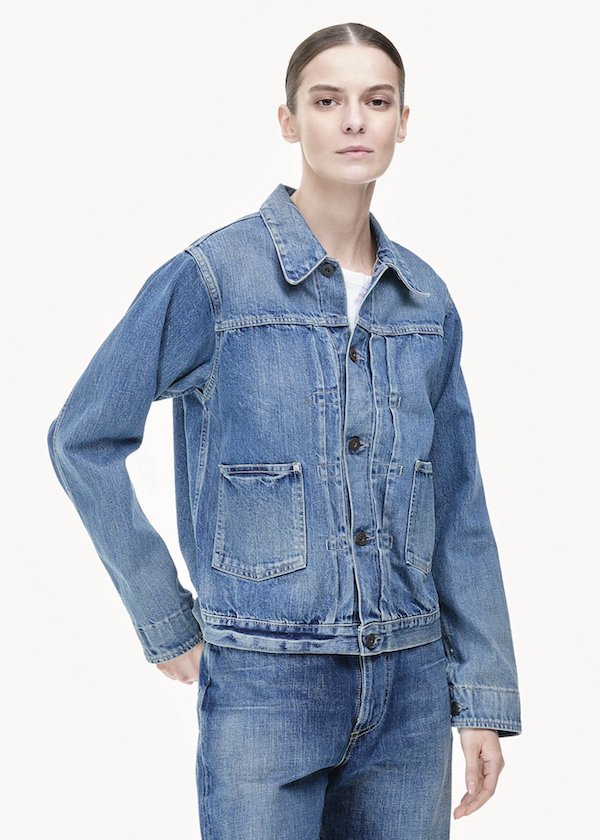 Chimala unisex denim jacket