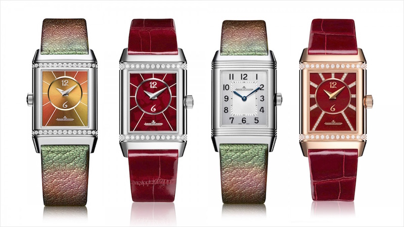 Christian Louboutin X Jaeger LeCoultre collaboration