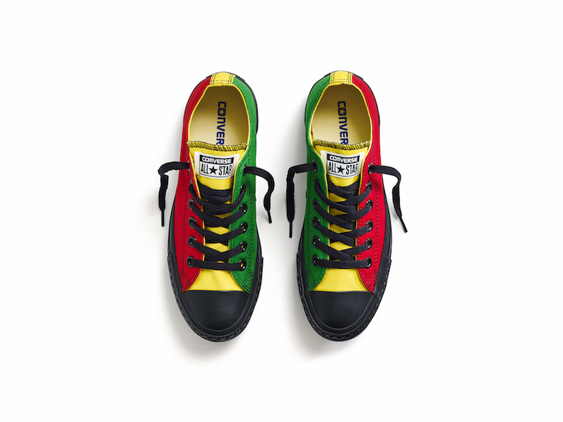 Converse Notting Hill Carnival trainers