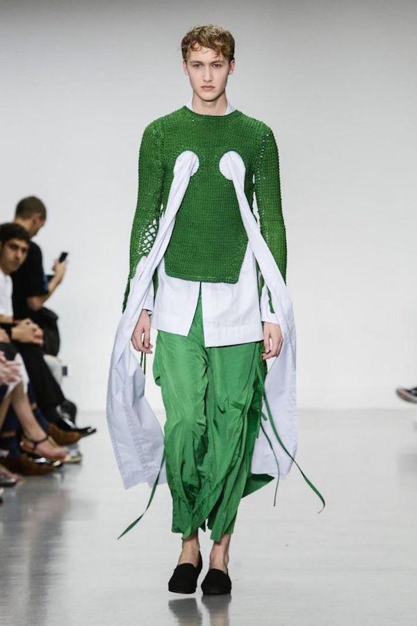 Craig Green Menswear Spring Summer 2016 in London